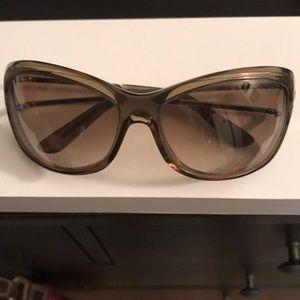 Marc Jacobs Green Sunglasses